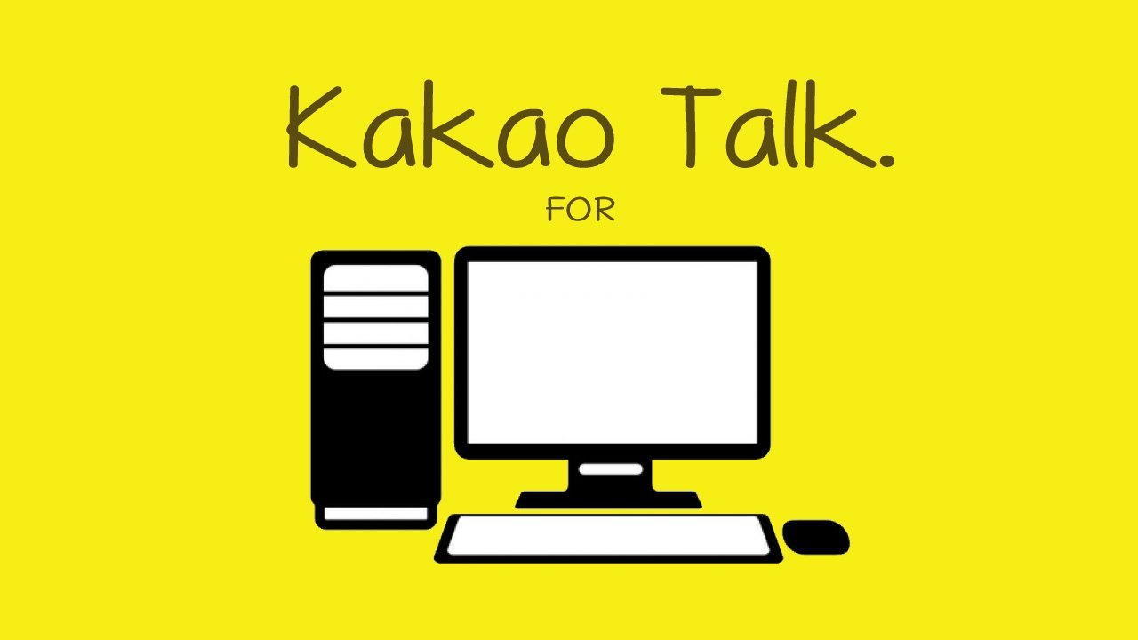 Kakaotalk For Pc Android Mac Windows Ios