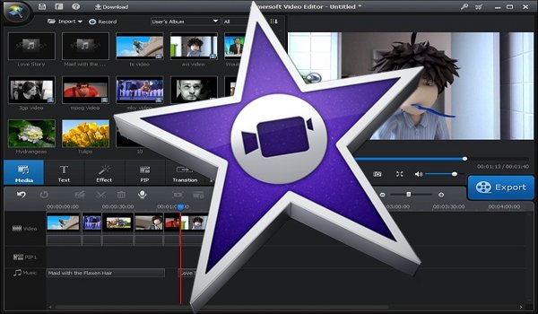iMovie for Windows – PC/Mac/Android/iOS/Computer
