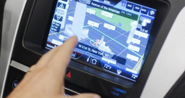 wireless tech in cars