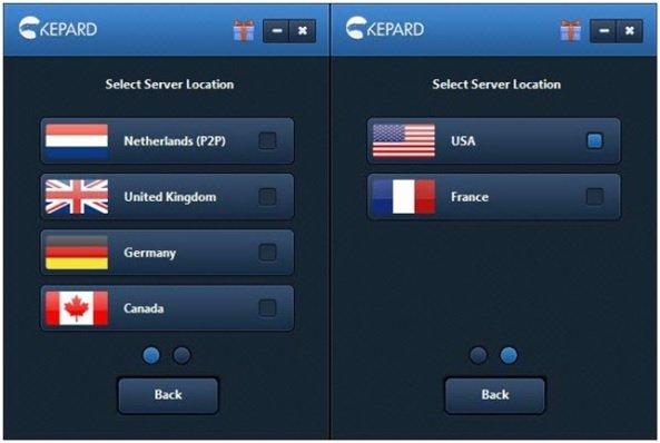 Kepard-VPN