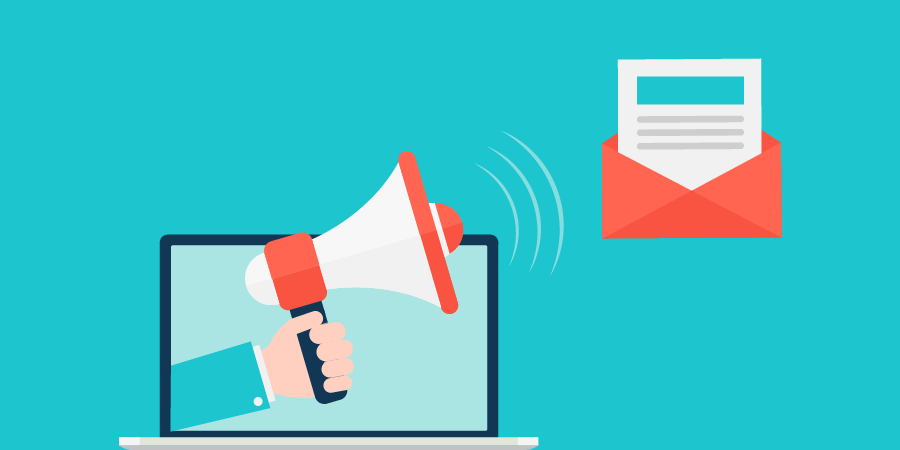 Include an email sign up form and make email marketing part of your digital marketing strategy