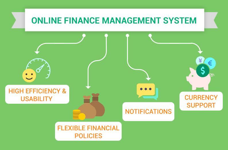 online finance managment system
