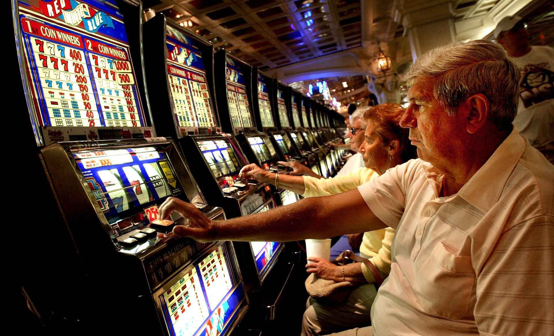 Gambling problems fruit machines new casino in china