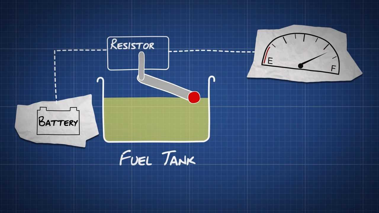 gmc fuel tank sending unit diagram why your fuel gauge reads empty but actually isn t fuel tank sending unit diagram