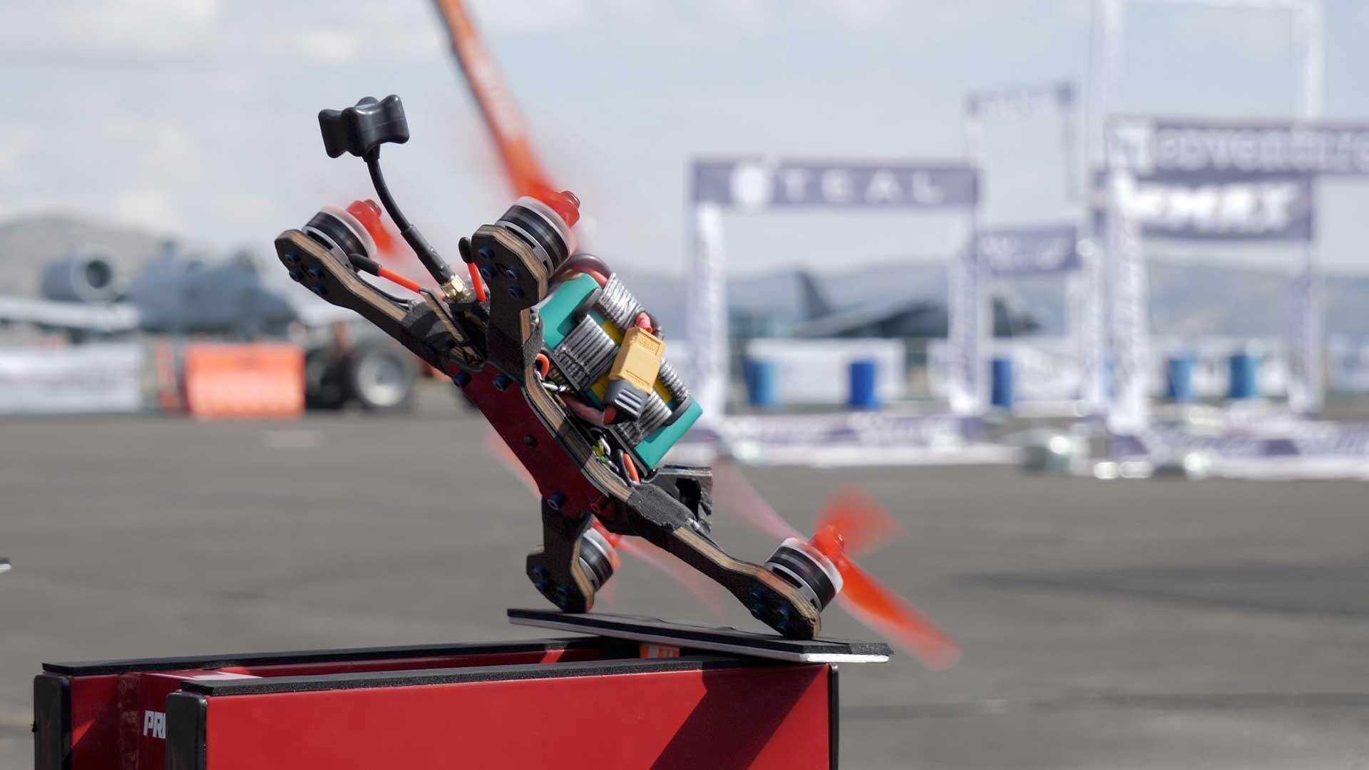 Resultado de imagen para drone racing