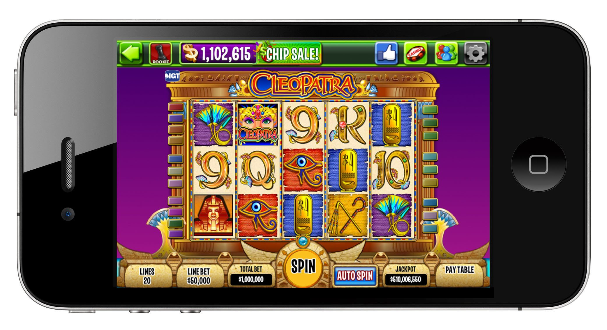 Slots Lv Mobile Casino
