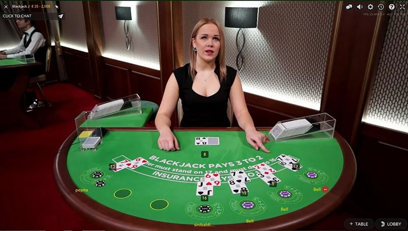 Why Live Casino Streaming Is So Popular