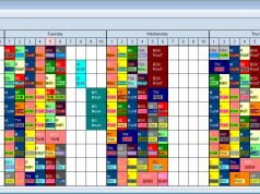 Overcome scheduling challenges with school timetable software