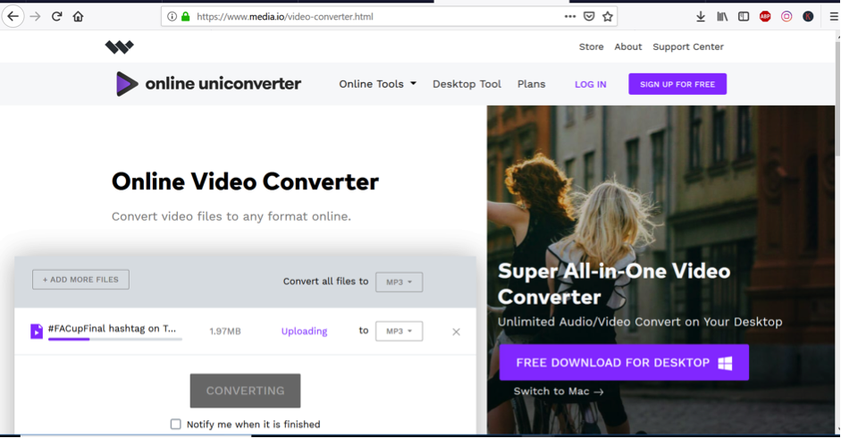 How To Convert MP4 Video Formats To MP3 Formats