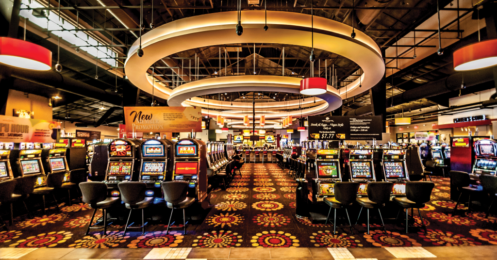 top casinos